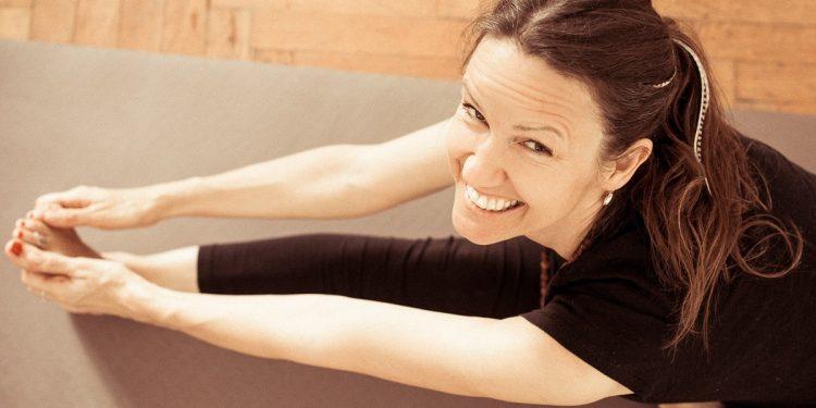 Yoga & The Work von Byron Katie