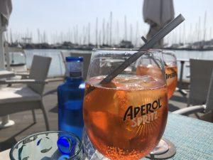 Aperol auf Mallorca