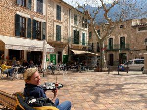 Kaffee auf Mallorca